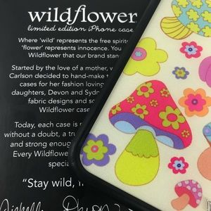 Wildflower iPhone 12 Pro Max Phone Case (NWOT)